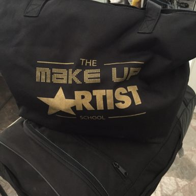 The make up artist kit