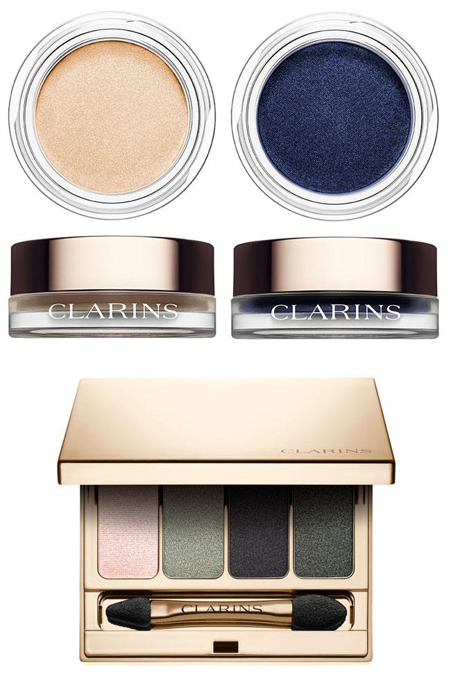 Collezioni makeup autunno 2017: Clarins, Clinique, Diego Dalla Palma, Shiseido