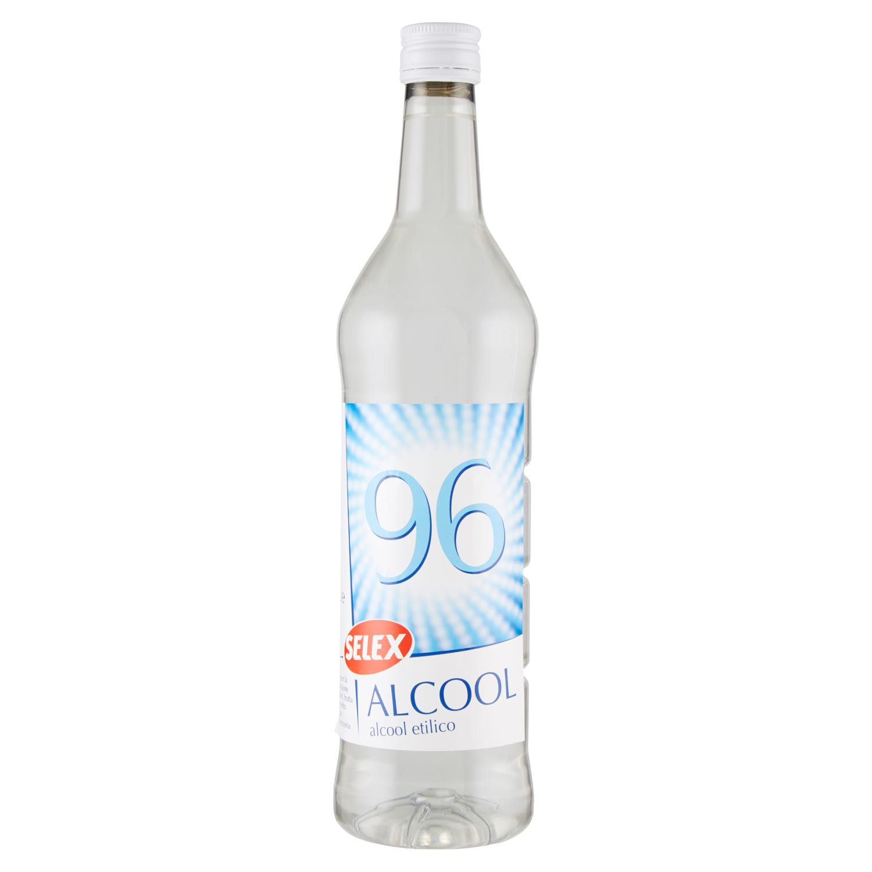Alcol Etilico Bianco 96°