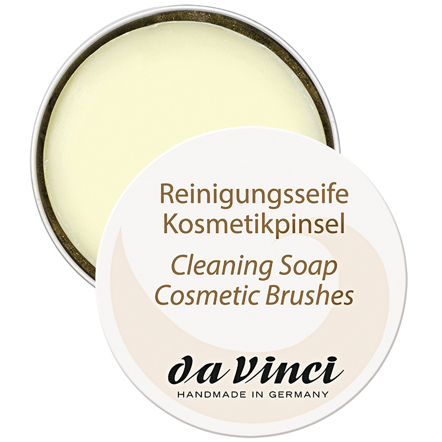 Da Vinci Cleaning Soap Cosmetic Brushes