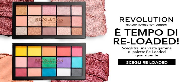 Palette Reloaded Makeup Revolution
