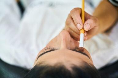 il make up per le sopracciglia perfette
